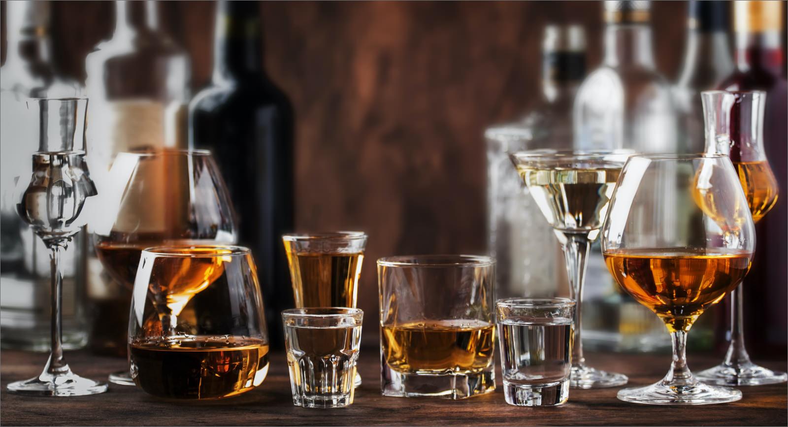 グラッパ/ウイスキー/リキュール/ビール